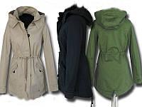 Парка женская осенняя,демисезонная куртка парка