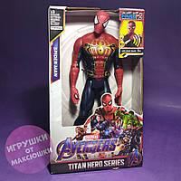 Человек Паук - фигурки супергероев Марвел Мстители (спайдермен)