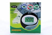 Часы настенные электронные 6870 DS/KK