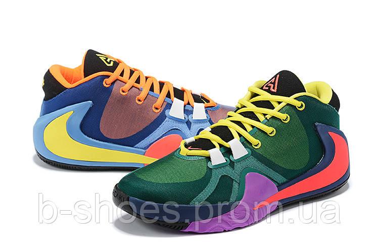 Мужские баскетбольные кроссовки  Nike  Greek Freak 1(Multicolor)