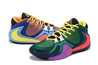 Мужские баскетбольные кроссовки  Nike  Greek Freak 1(Multicolor), фото 1