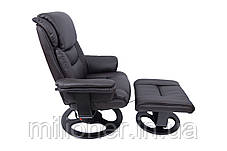 Кресло Bonro 5099 Brown, фото 3