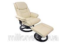 Кресло Bonro 5099 Beige, фото 2