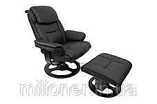 Кресло Bonro 5099 Black, фото 2