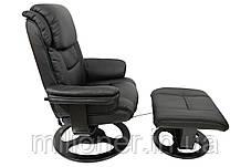 Кресло Bonro 5099 Black, фото 3