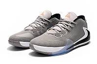 Мужские баскетбольные кроссовки  Nike  Greek Freak 1(Grey), фото 1