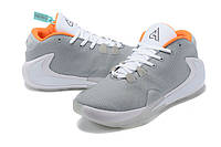 Мужские баскетбольные кроссовки  Nike  Greek Freak 1(White), фото 1