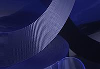 Теплосберегающая ПВХ лента СТ 200х2 Германия, прозрачная гладкая, фото 1