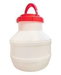 Бидон пластиковый пищевой 15л Консенсус