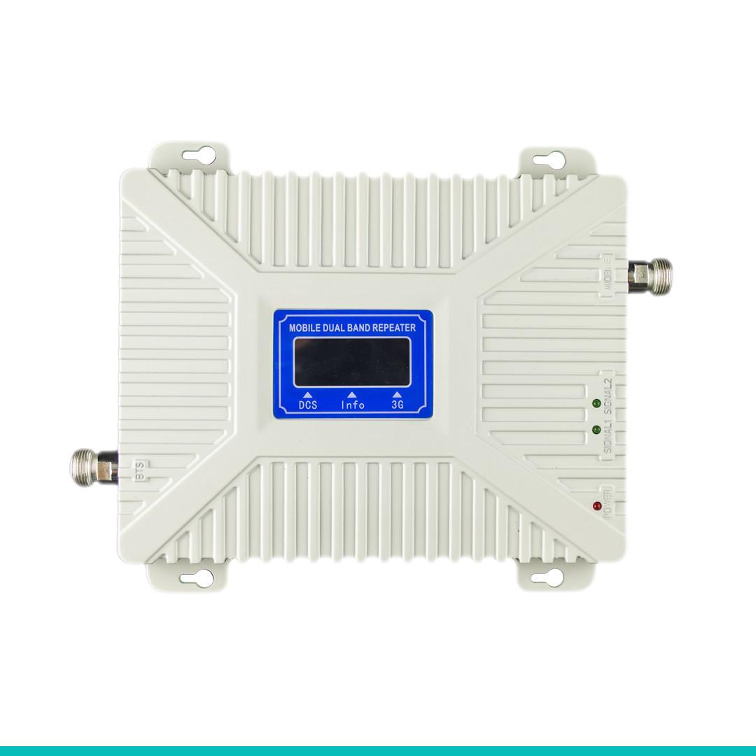 2G/3G/4G репитер усилитель мобильной связи и интернета 900/1800/2100 МГц