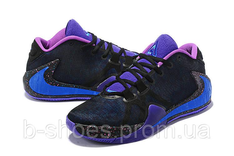 Мужские баскетбольные кроссовки  Nike  Greek Freak 1(Blue)