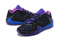 Мужские баскетбольные кроссовки  Nike  Greek Freak 1(Blue), фото 1