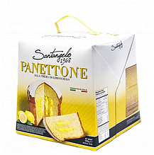 Панеттоне Santangelo Crema di Limoncello 908 g