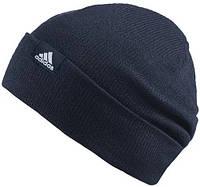 Синяя шапка Adidas Woolie AB0352