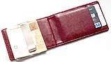 Зажим для денег Air винный, фото 3