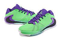 Мужские баскетбольные кроссовки  Nike  Greek Freak 1(Green), фото 1