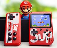 Игровая консоль SUP GAME BOX восьмибитка на 400 игр DENDY