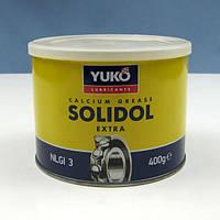 Солідол Ж-2 YUKO (Банка 0,5 л/400 г)