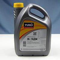 Масло моторне YUKO для автотракторних дизелів М-10ДМ (каністра 5л)