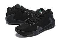 Мужские баскетбольные кроссовки  Nike  Greek Freak 1(Black), фото 1