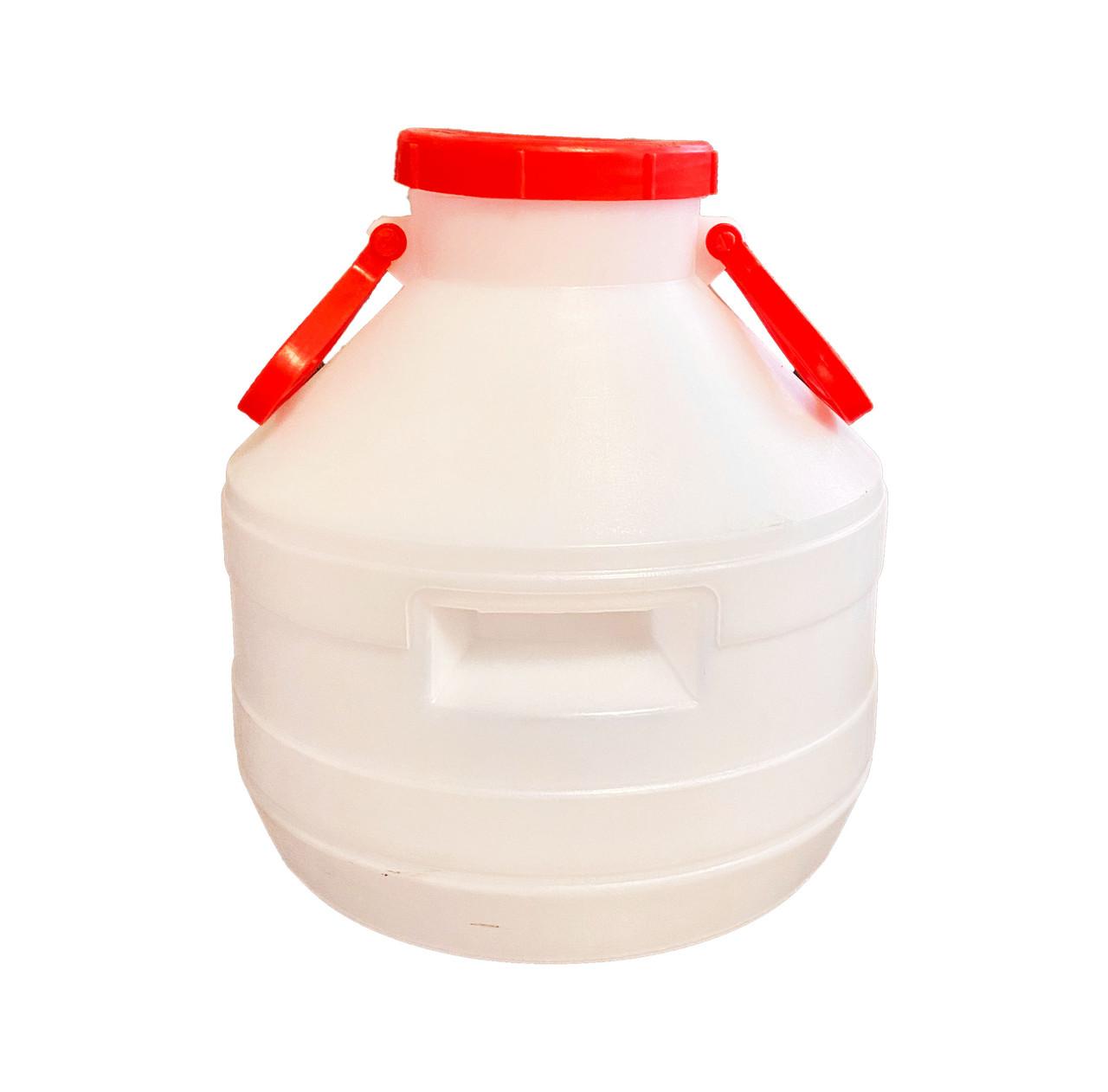 Бидон пластиковый пищевой 32л Консенсус