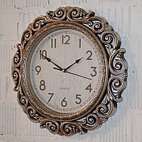 "Фигурные настенные часы ""Silver"" (40 см.)"