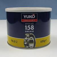 Мастило YUKO №158 NLGI 2 (Банка 0,5 л/400 г)