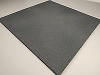 Резиновая плитка для гаража 1000х1000 мм. Толщина 6 мм.