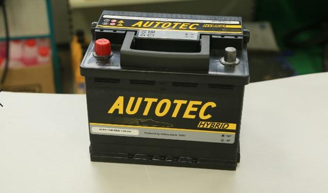 ISTA 90 6СТ-90 AUTOTEC клеммы