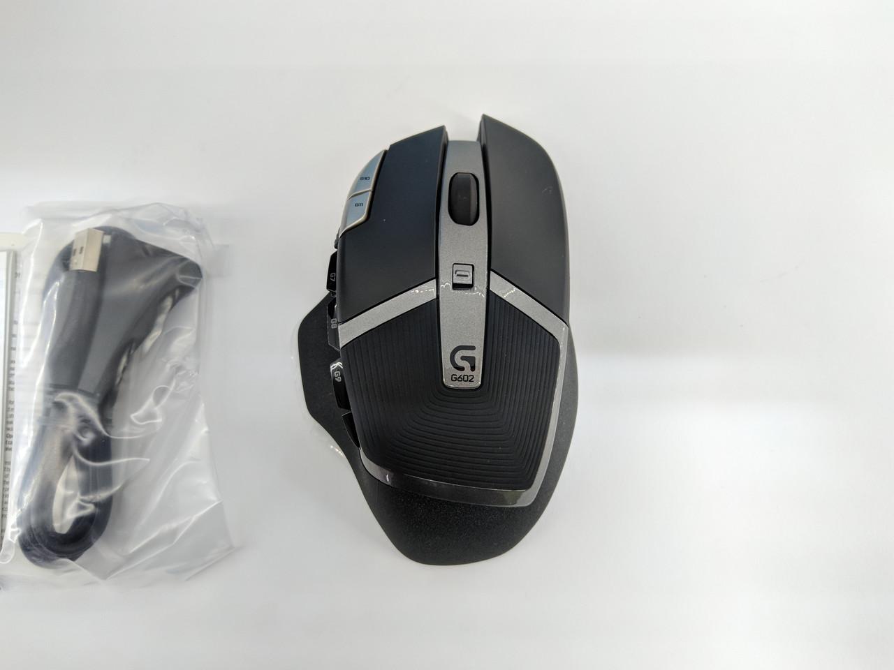 Беспроводная игровая мышь Logitech G602