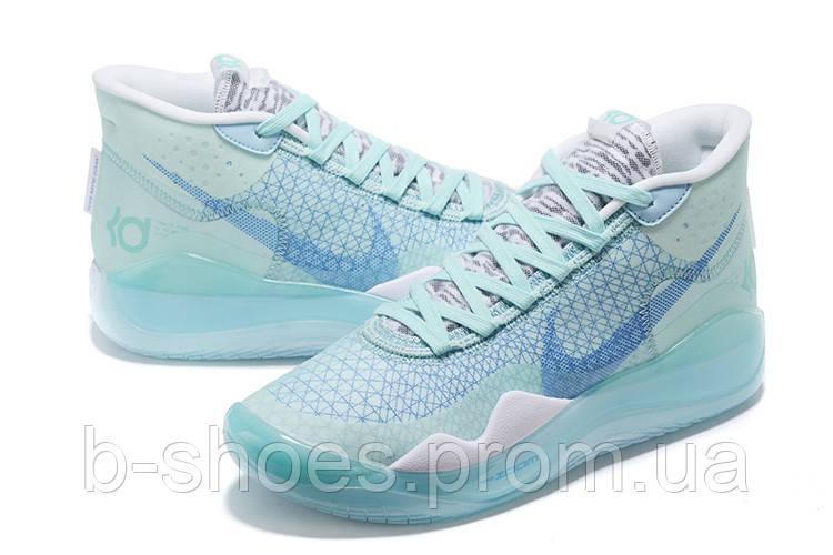 Мужские Баскетбольные кроссовки Nike KD  12(Blue)