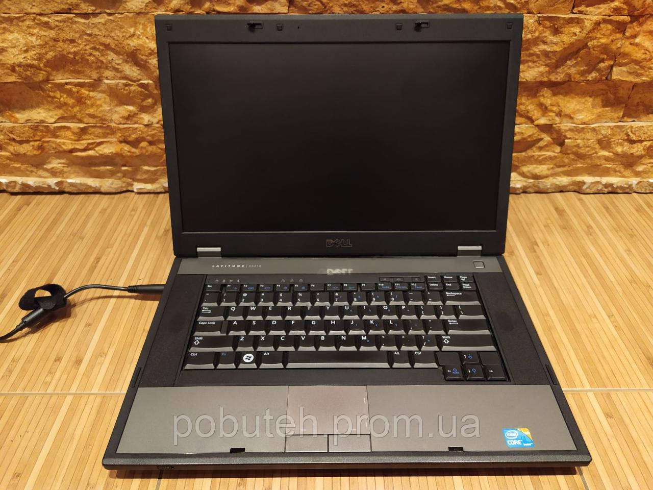 "Ноутбук Dell Latitude E5510 i3-350M 2.27 GHz 15,6"" Б/У"
