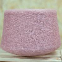 Пряжа мохер SOFT 9 , пыльнная роза