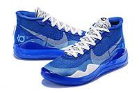 Мужские Баскетбольные кроссовки Nike KD  12(Blue), фото 1