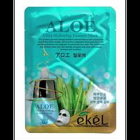 Увлажняющая маска Ekel с экстрактом Алое