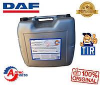 Моторное масло для DAF LF 45, 55, CF75 85, 105 XF 95 Gulf Евро 5-3-2 подбор запчасти