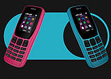 "Nokia 110 DS TA-1192 1,8"" АКБ 800 мА*ч DS, фото 2"