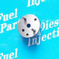 Проставка дизельной форсунки МТЗ, Размер 16,8 мм.- 4,9 мм, штифты 1,7 мм. 275.1112382