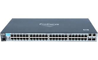 Коммутатор HP ProCurve 2610-48-PWR Ethernet PoE+ J9089A на 48 портов