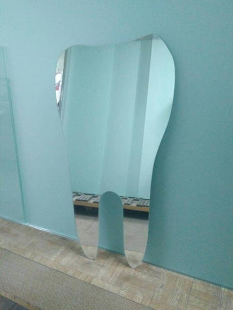 Ручная работа по изготовлению зеркала. 7