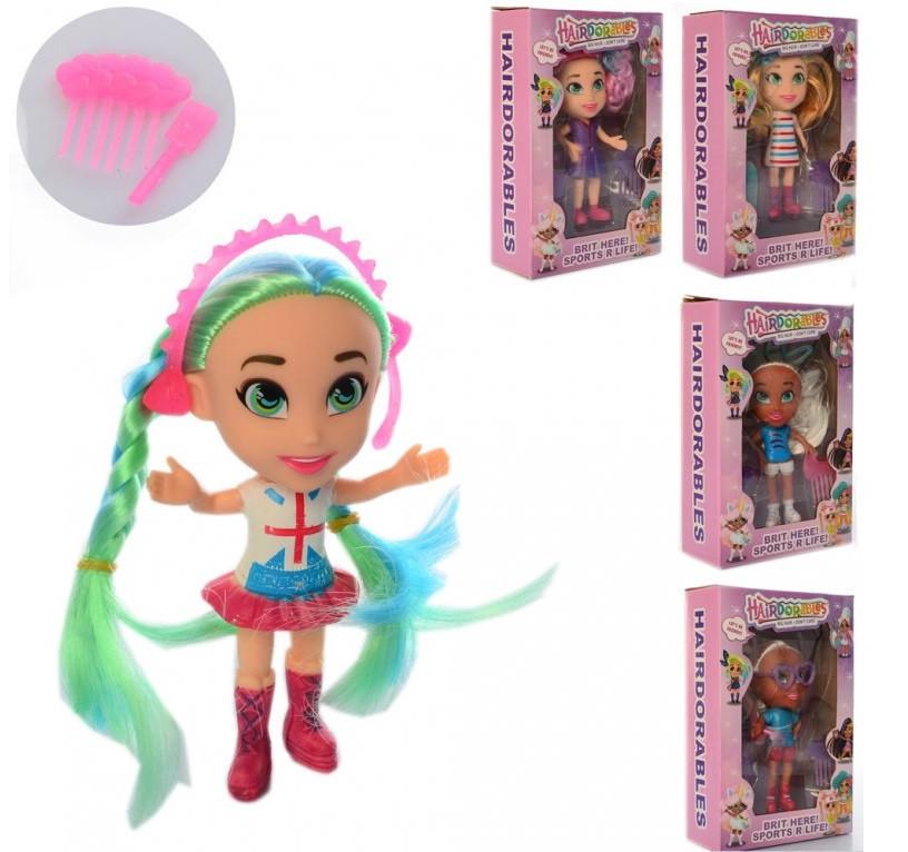 Кукла Hairdorables 12 см в коробке
