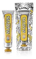Паста зубная Рамбас Marvis rambas, 411169, 75 мл