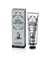 Паста зубная Уголь Pasta Del Capitano Charcoal 1905, 75 мл