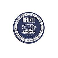 Reuzel помада для укладки волос 113 г , Fiber dark blue