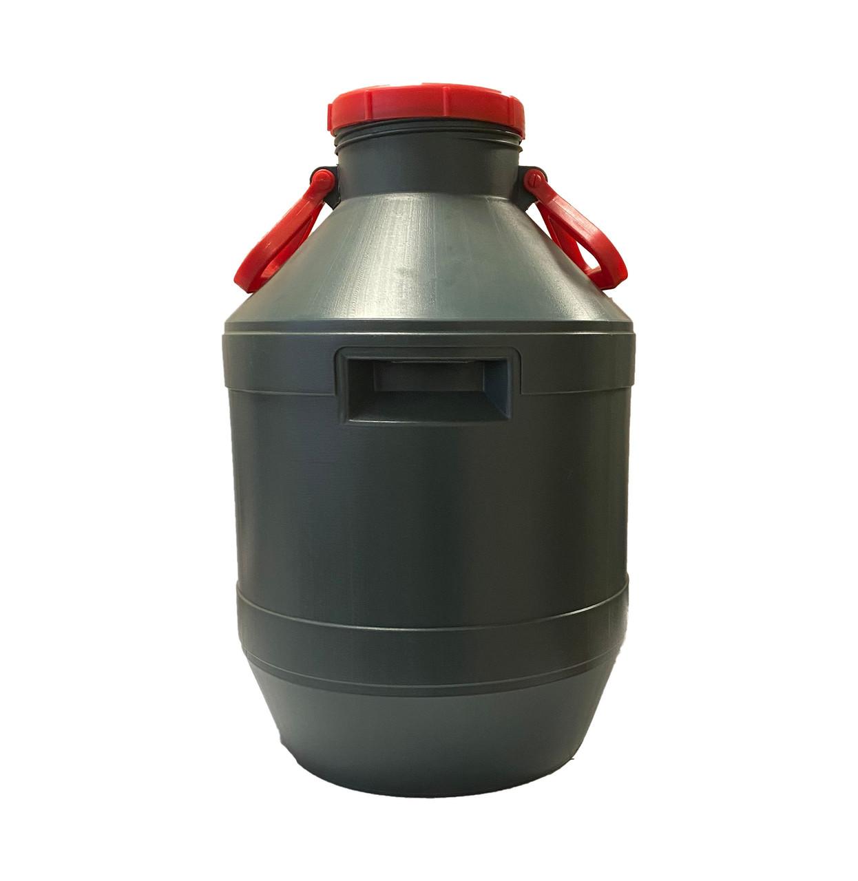 Бідон (бочка) харчовий пластиковий, 40л, АКЦІЙНИЙ, Од