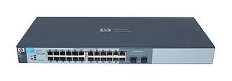 Коммутатор HP ProCurve 1810G на 24 порта (J9450A)
