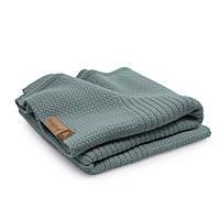 Одеяло шерстяное Bugaboo Petrol Blue Melange