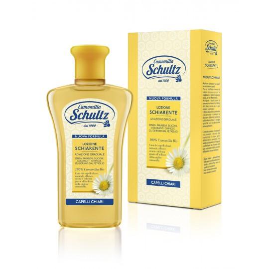 Лосьон для волос мужской 250 мл, Schultz Chamomile Brightening lotion
