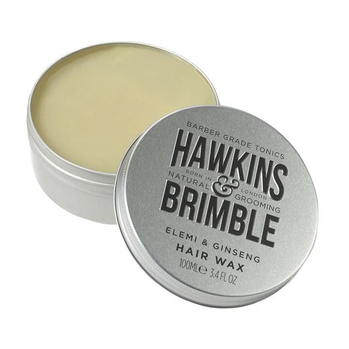 Помада для укладки волос для мужчин 100 мл, Hawkins & Brimble Hair Wax