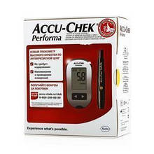 Система для контроля уровня глюкозы в крови (глюкометр) Accu-Chek Performa (Акку-Чек Перформа)
